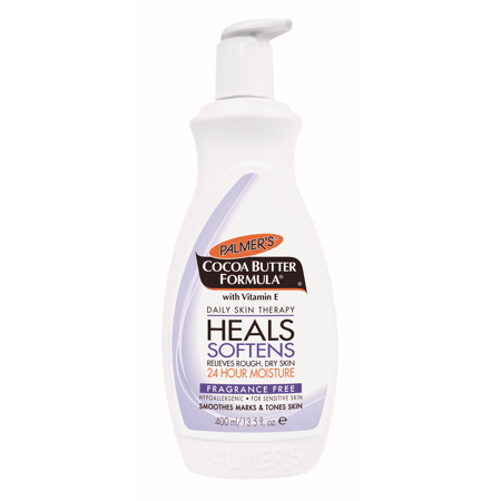 Palmer's Cocoa Butter Formula with Vitamin E Fragrance Free Lotion, 13.5 fl oz