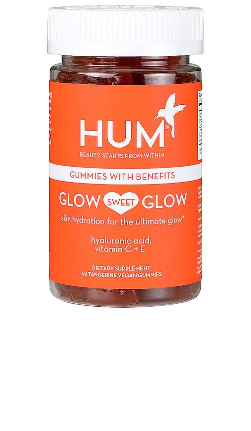 HUM NUTRITION Glow Sweet Glow Skin Hydration - Vegan Gummies