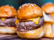 Mini Wagyu Beef Sliders (3pcs)