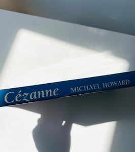 Cezanne coffee table art book