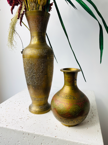 Gold vessels