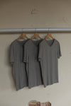 Moondust Grey V-Neck 3-Pack