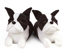 Load image into Gallery viewer, Boston Terrier Slippers