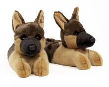 Load image into Gallery viewer, German Shepherd Slippers