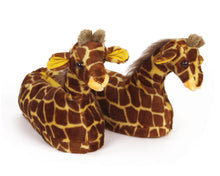 Load image into Gallery viewer, Giraffe Slippers