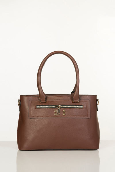 Chocolate Brown Bag