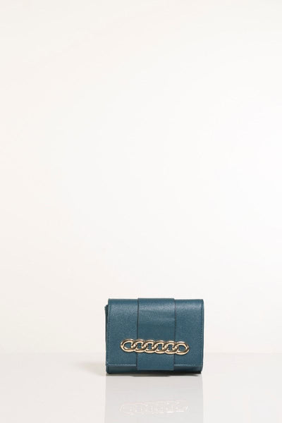 Blue Mini Bag