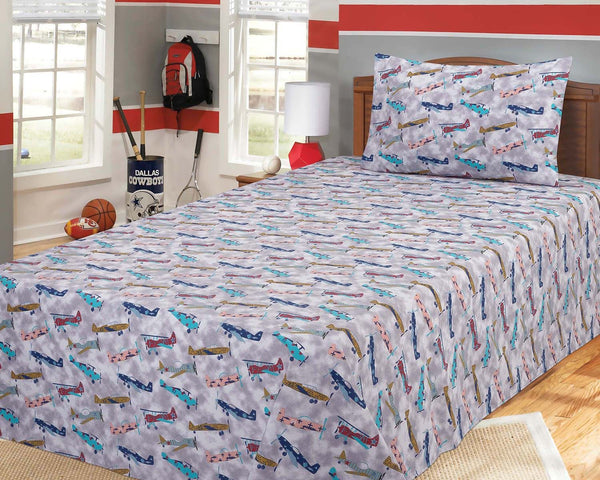 Kids Bed Sheet Set