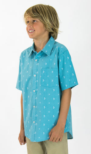 SO FRESH Boys Short Sleeve Shirt-1