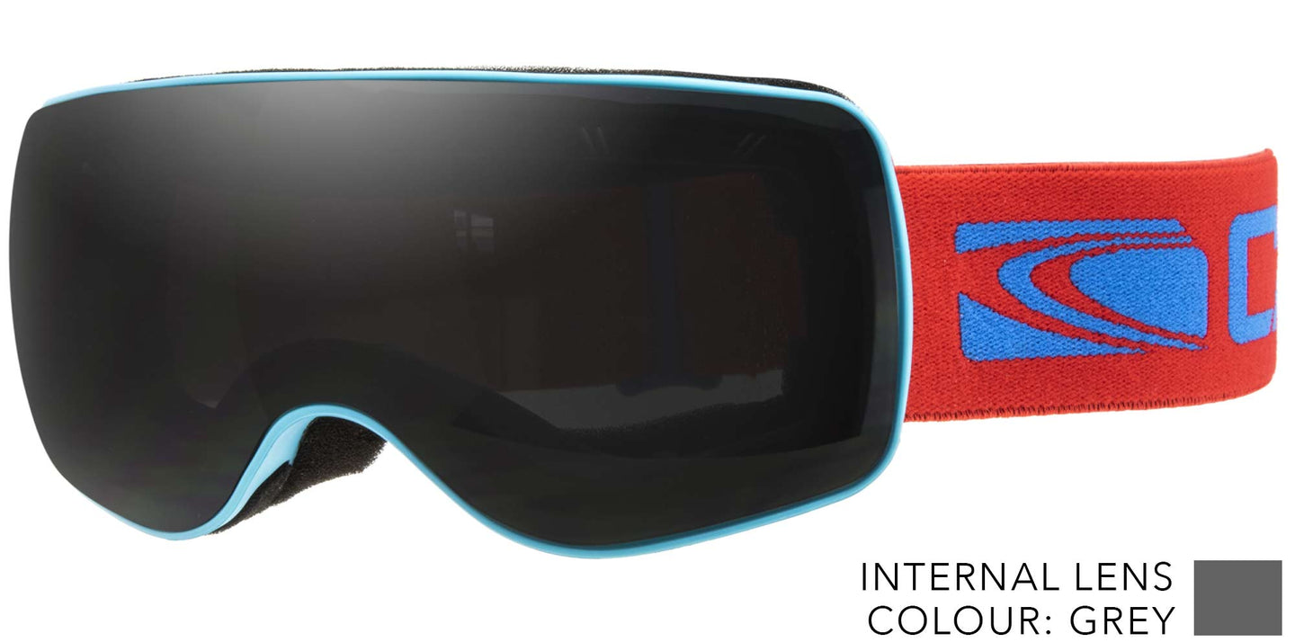 RUSH Low light lens Goggles by Carve