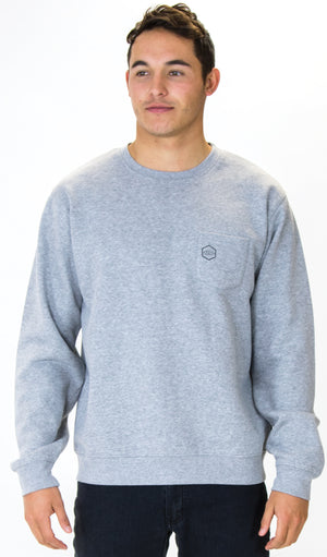TRACKS Crew Neck Sweatshirt-1