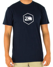 Load image into Gallery viewer, BREAD & BUTTER Boys Short Sleeves T-shirt - Navy