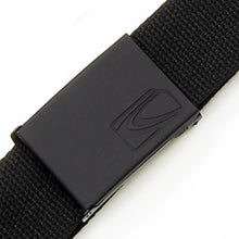 Load image into Gallery viewer, STEALTH Mens Belt - Black