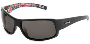 SONNY BLACK Polarized Sunglasses by Carve