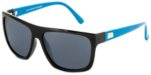 Gloss Black-blue frame | Grey lens
