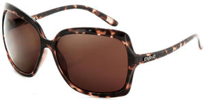 GRACE Non-Polarized Sunglasses Gloss tort frame | Brown lens by Carve