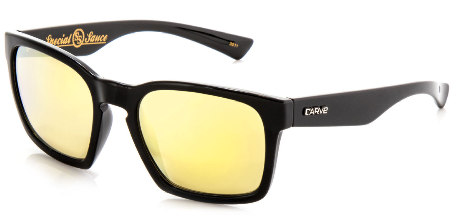 SPECIAL SAUCE Non-Polarized Iridium Sunglasses by Carve
