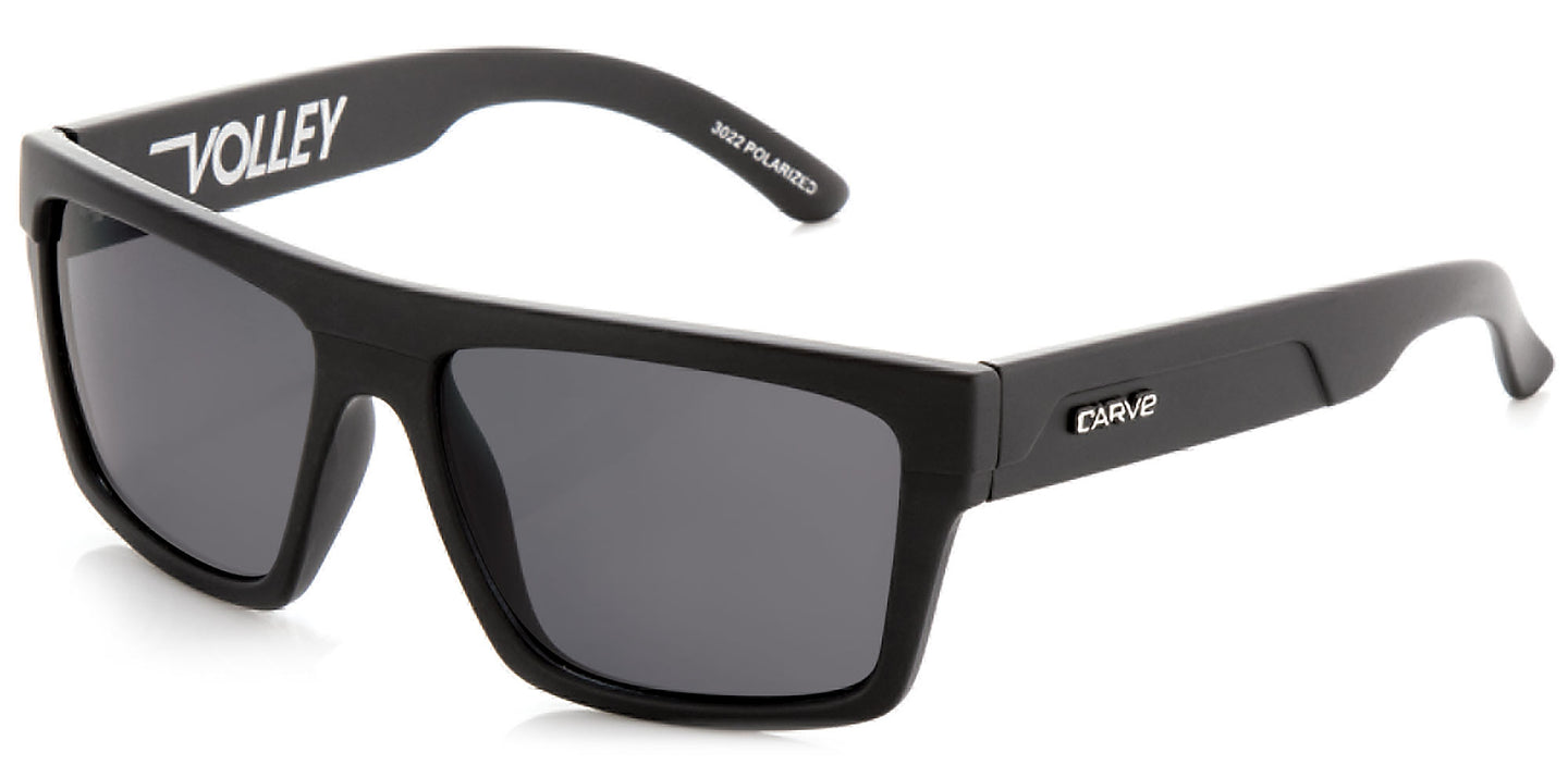 VOLLEY Non-Polarized MINERAL GLASS Sunglasses by Carve
