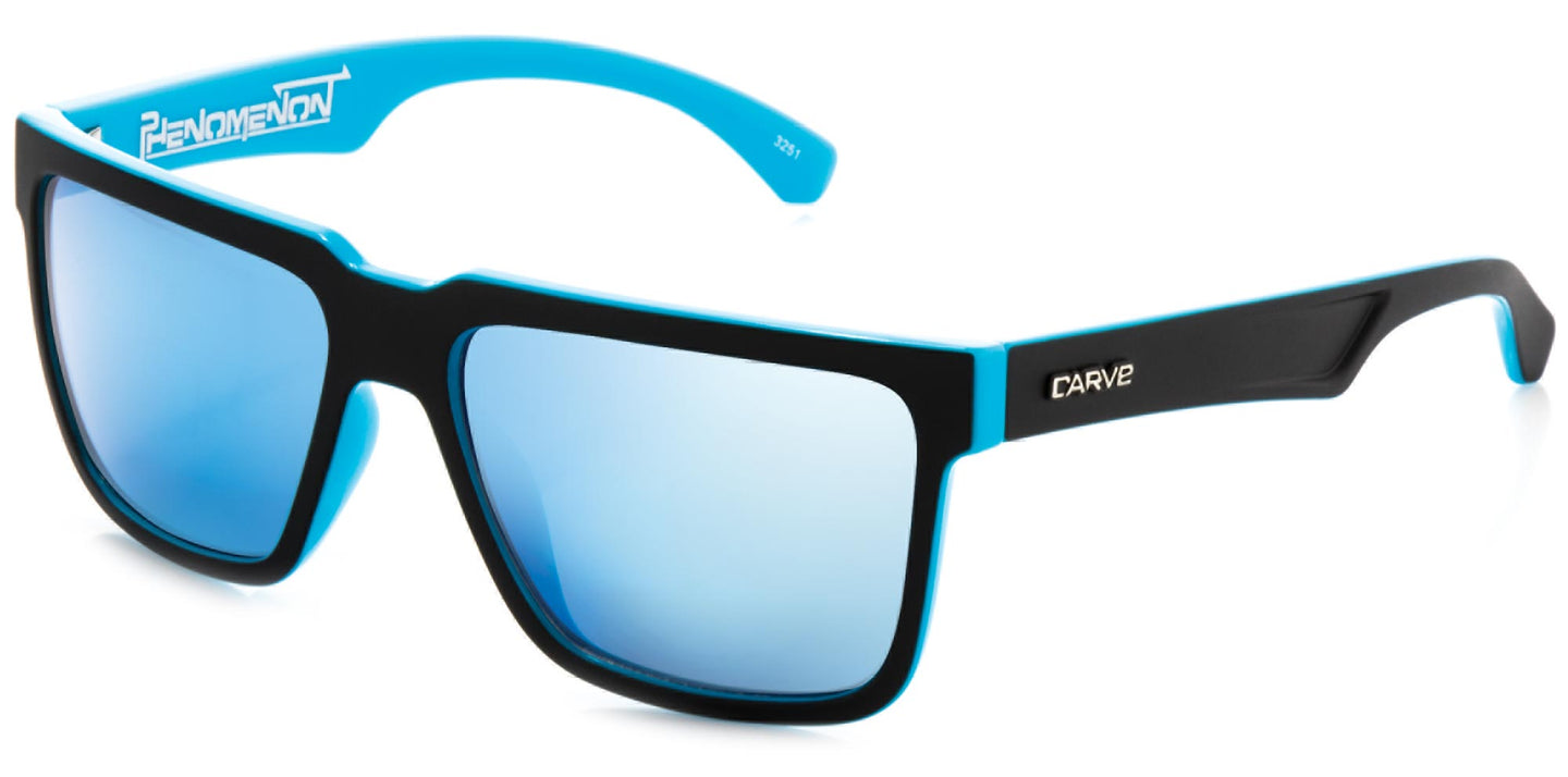 PHENOMENON Non-Polarized Iridium Sunglasses by Carve