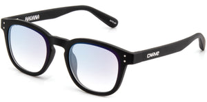 Matt black frame | Blue light lens