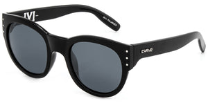 IVI Polarized Sunglasses by Carve - Gloss black