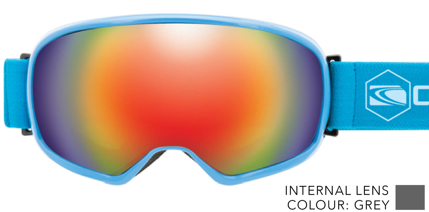 FIRST TRACKS All round lens Goggles by Carve