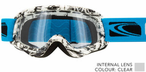 FRICTION Extreme low light lens Goggles by Carve
