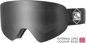 INFINITY Low light lens ASIAN FIT Goggles by Carve