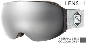 THE BOSS INTERCHANGEABLE Lens System Goggles-4