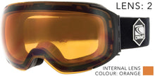 Load image into Gallery viewer, THE BOSS INTERCHANGEABLE Lens System Goggles by Carve