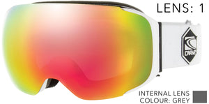 THE BOSS INTERCHANGEABLE Lens System Goggles-3