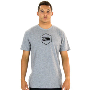 BREAD & BUTTER Boys Short Sleeves T-shirt - Gray Marle