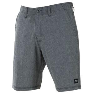 LUANA Boys Hybrid Walk Short - charcoal