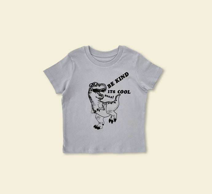 It's Cool to be Kind Dino Tee - Play Cotton