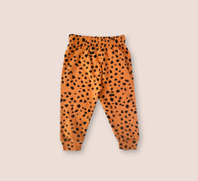 Load image into Gallery viewer, Terracotta Cheetah Leggings - Play Cotton