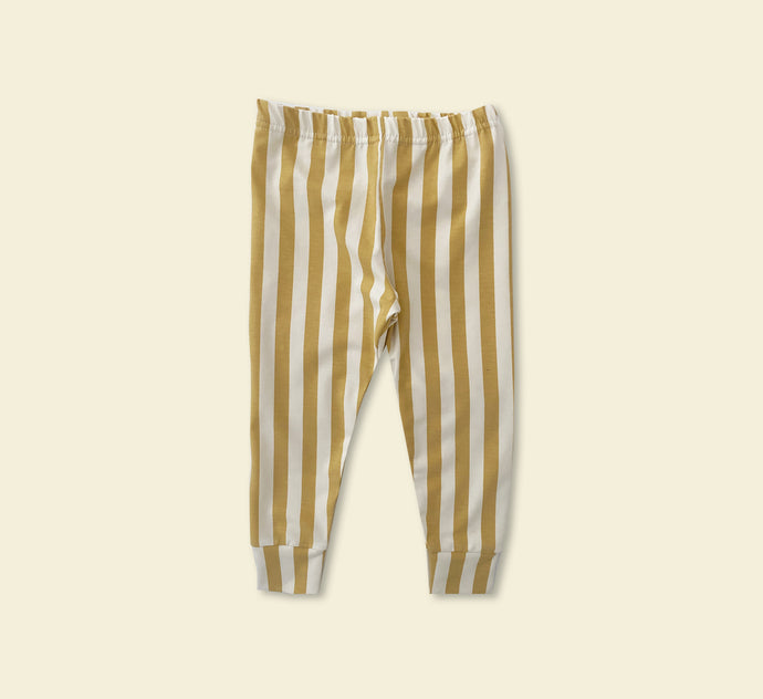 Sunshine Stripe Leggings - Play Cotton