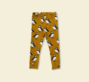 Puffin Leggings - Play Cotton