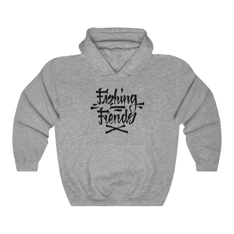 Graffiti Fiend Hooded Sweatshirt