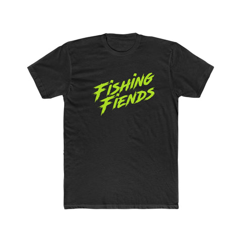 Men's Fishing Fiends Cotton Crew Tee