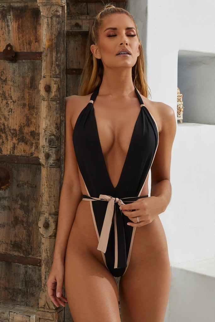 Corcica Black One Piece