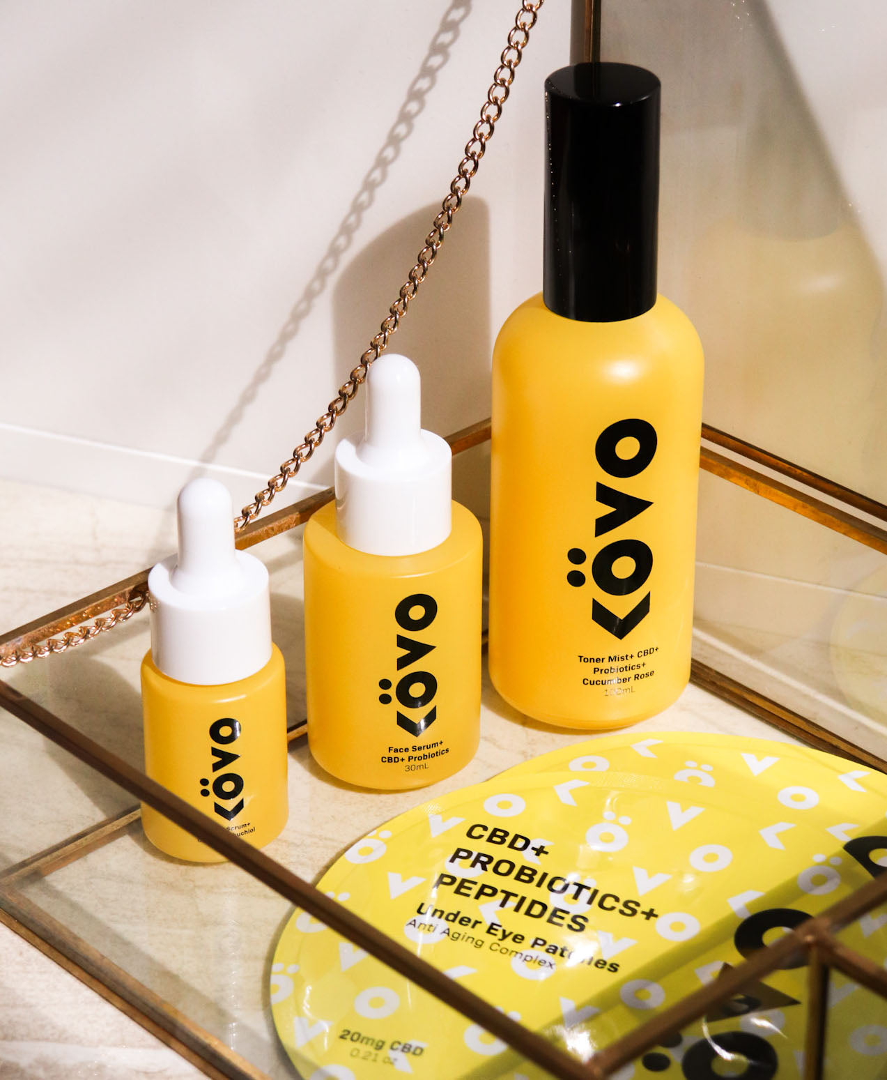 Kovo Essentials Products