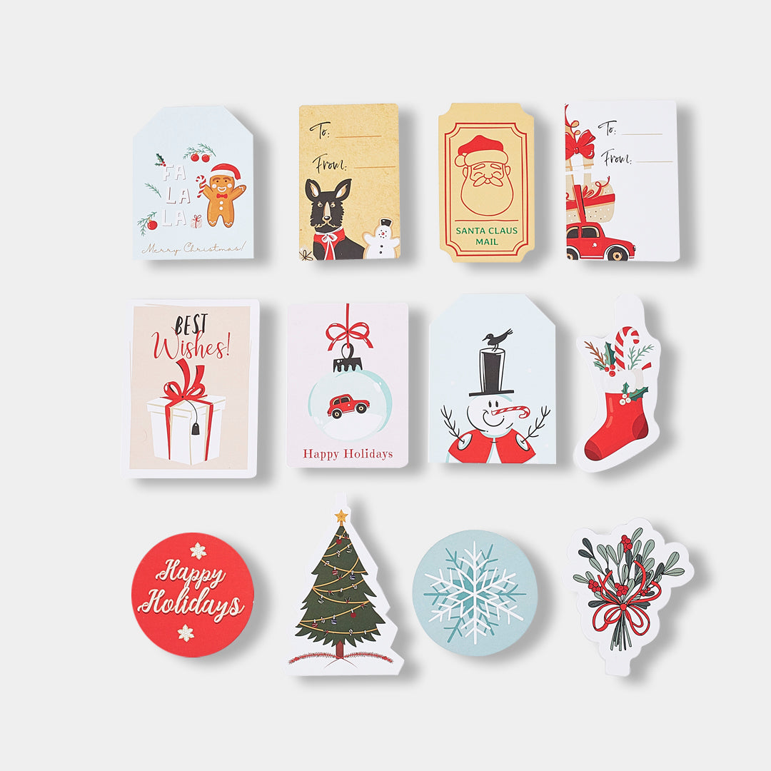 Christmas Magic - Gift Tag Set of 12