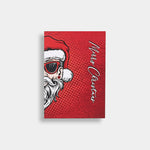 Load image into Gallery viewer, Hipster Santa... XMas Card