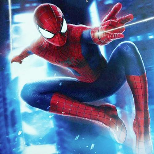 Spiderman tema fest