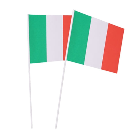 A5 Italiensk hurra flag