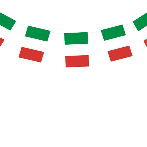 Flagranke Italienske flag