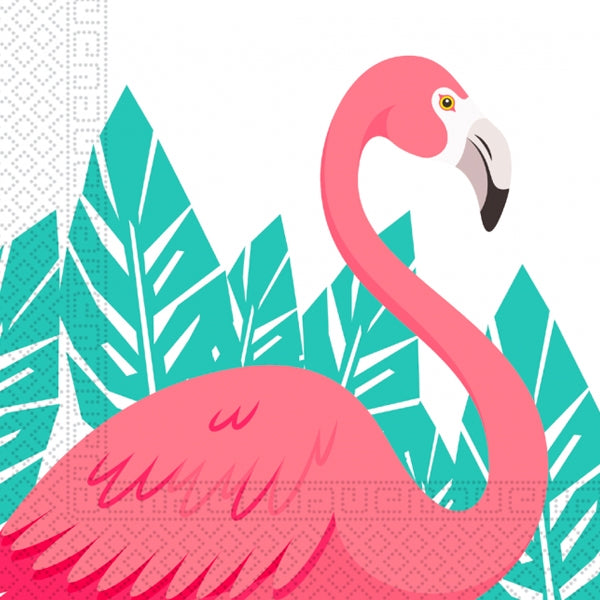 Flamingo Servietter