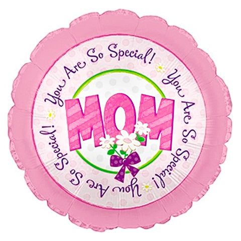 """You Are So Special! MOM"" Folie Ballon - Send med Helium"
