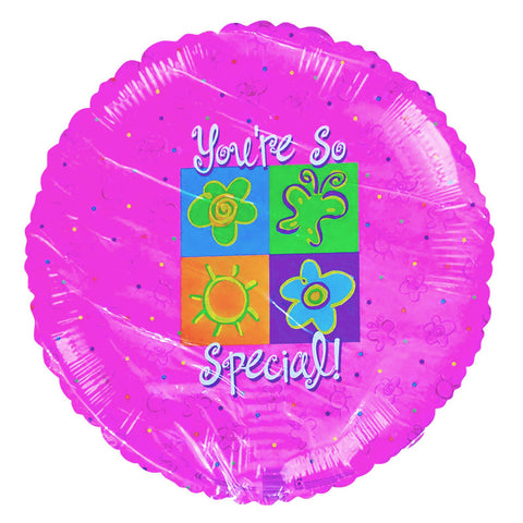 """You're So Special! Folie Ballon - Send med Helium"