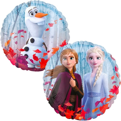 Frozen ballon - Send en ballon
